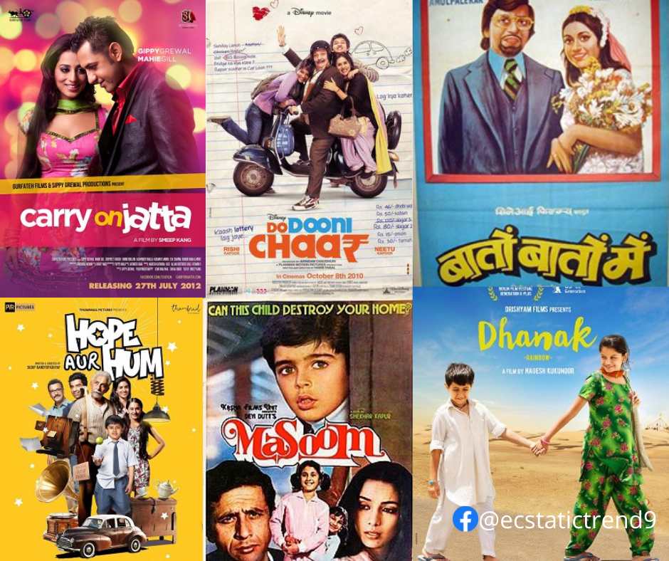 10 Awesome Hindi Movies to Watch With Your Family